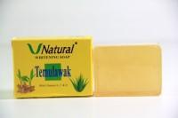 Vnatural whitening soap 80g Asli 100%