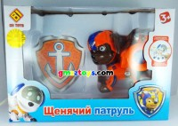 PAW PATROL AIR RESCUE - ZUMA - ACTION PACK PUP