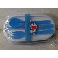 Tempat Makan Lunch Box Anak Doraemon Bagus Murah