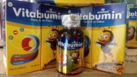 Vitabumin 100% Asli / penambah nafsu makan / madu anak