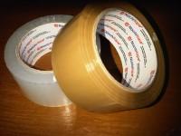 Nachi Tape Lakban Coklat Plakban Bening Selotip Isolasi 48mm Solasi