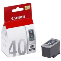 Tinta Canon Pg-40 Black Original Ink Catridge Black