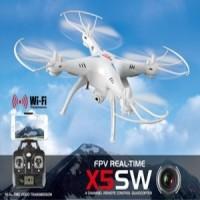 RC Drone Syma X5sw Explorers 2 Wifi Fpv 2.4g 2.0mp Camera