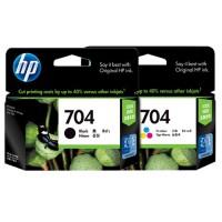 Tinta HP 704 Black Original