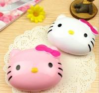 Hello Kitty KOTAK Softlens Case / kontak lensa / soflen / softlen hk