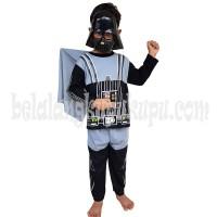 Baju Anak Kostum Topeng Superhero Star Wars Darth Vader