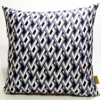 Sarung Bantal - Cushion Cover - Triangle in Layer