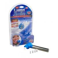 Pemutih Gigi Portable Luma Smile Penghilang Kerak Gigi Pembersih Gigi