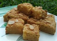 Proll tape keju almond