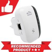 WiFi Repeater / Penguat Sinyal Wifi KexTech Wireless-N 300Mbps