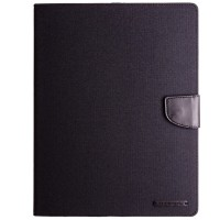 harga Mercury goospery canvas diary case apple ipad 2/3/4 - hitam Tokopedia.com