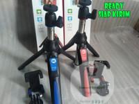 harga Tongsis bluetooth benro untuk hp kamera gopro mk10 tripod mini Tokopedia.com