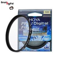 Filter UV HOYA Pro1 52mm lens canon nikon sony fuji samsung dll