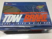 "Brake Pad / Kampas Rem Dpn Innova AFTDW02-1-12 TDW "" 60199 """