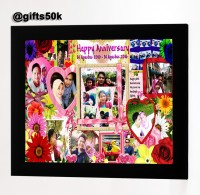 Scrapframe / Scrapbook / Kado Ulang Tahun / Anniversary