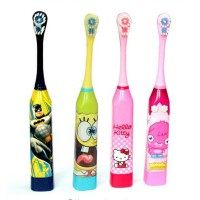 Sikat Gigi Anak Electric Toothbrush with Cartoon Pattern