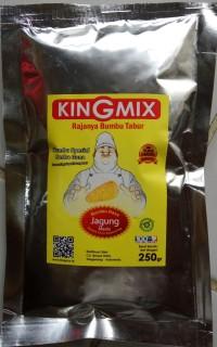 Bumbu Tabur Rasa Jagung Manis KINGMIX 250gr