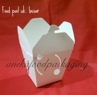 Food pail uk. besar/rice box/noodle box
