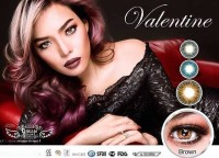 SOFTLENS DREAMCON / DREAMCOLOR VALENTINE BROWN