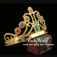 Mahkota Ratu/ Mahkota Ulang Tahun/Perlengkapan pesta/Assesories
