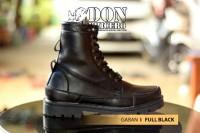 Sepatu Dondhicero Gaban Super Boots Pria Tinggi Kulit Original