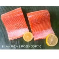 Norwegian Fresh Trout Salmon Fillet (Premium)