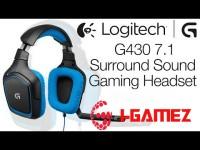 Logitech Headset G430 Digital