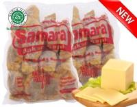 Tahu Bakso Sapi KEJU isi 12 (Frozen Food/Baso Tahu/Sehat No Msg/Samara