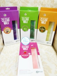 ALL WAX CLEAR 4 in 1 THAILAND ( 5 pairs )