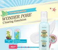 Wonder Pore Clearing Emulsion 150ml / Pori-pori - Etude House