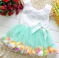 MINI TUTU BABY DRESS / BAJU BAYI