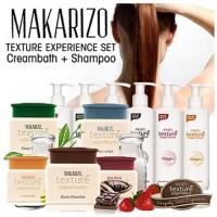 Makarizo Texture 1set (Shampoo, Conditioner, Hair Spa)