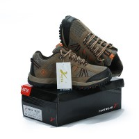Sepatu Gunung KETA 427 BEIGE BROWN Trekking/Hiking/Adventure/Outdoor