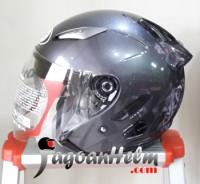 KYT Helm Galaxy Slide