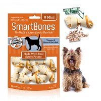 Smartbones Sweet Potato Mini isi 8
