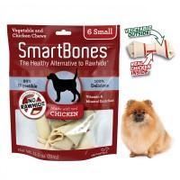 Smartbones Chicken Small isi 6
