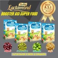 Paket Booster ASI Lactamond Vanilla (800gr)