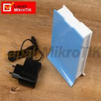 MikroTIK Router Wireless RB941-2nD-TC (hAP-Lite2)