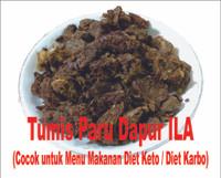 Tumis Paru Sapi (Cocok untuk Menu Makanan Diet Keto / Diet Karbo)