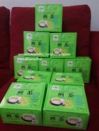 Japanese OSK Green Tea Teh Hijau Jepang Sachet
