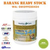 Healthy Care Ultimate Omega 3-6-9 - 200 kapsul