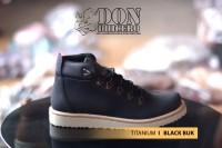 SEPATU KERJA TURING DONDHICERO TITANIUM BLACK BUK ORIIGNAL BOOTS 39-44