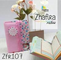 Madina Zhafira Rainbow 107 (Al-Quran dengan Terjemahan dan Tajwid)