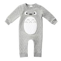 Baju Tidur Bayi | Sleepsuit Bayi (Totoro Sleepsuit)