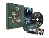 CD ALBUM BTS - Skool Luv Affair (READY, NO POSTER)