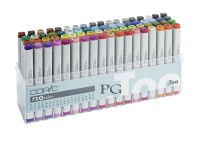 Copic Sketch Marker Set 72 Basic Colour