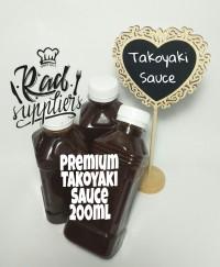 Saus Takoyaki Homemade 200ml, Best Taste, Best Price!!