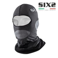 Balaclava Full SIXS DBX Black Carbon