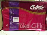 coklat/blok/batang/collata/dark/cooking/chocolate/Dcc/kue/brownie/bf