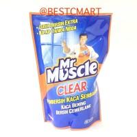MR. MUSCLE CLEAR PEMBERSIH KACA 440 ML
